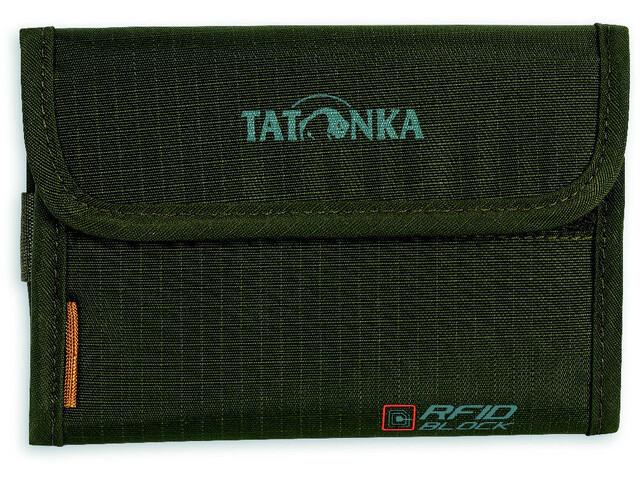Tatonka Money Kotelo RFID B, olive